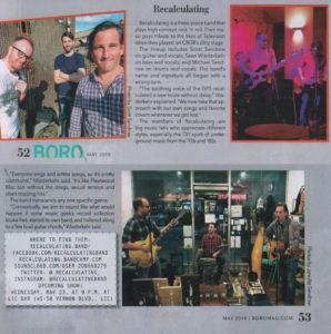 Boro Mag Profile (May 2018)